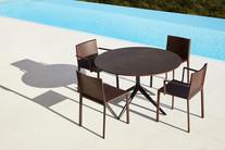 tables - chaise - quartz - vondom