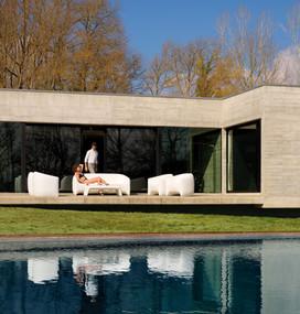 Collection vondom - salon de jardin - canapé design - terrasse