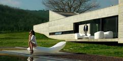 Pillow chaise longue - Vondom -  par Stefano Giovannoni & Elisa Gargan
