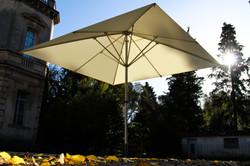 Parasol géant Bahama - Easy 4x4m - Parasol Mobile - Particulier