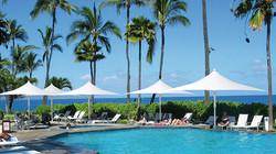 Parasol Jumbrella Wave - Bahama - Centre de Loisir - ø4m