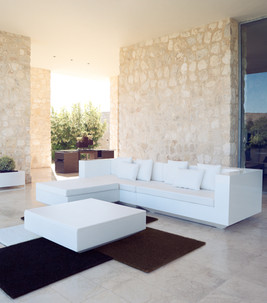 Collection vondom - salon de jardin - canapé design - terrasse - 04