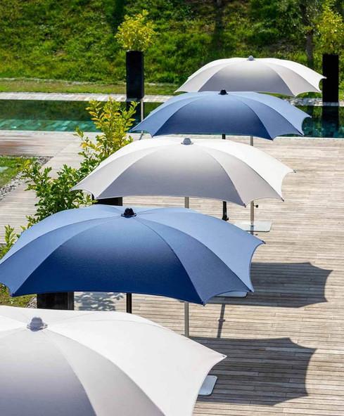Parasol Zefiro - Crema - O Grands Bains - 03