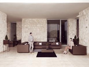Collection vondom - salon de jardin - canapé design - extérieur