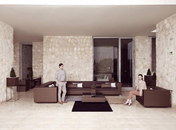 Salon de Jardin - Vondom - Collection Vela - 02