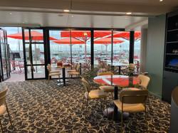 Parasol Bahama Easy - 2,5x2,5m - Restaurant -,Le Victoria -