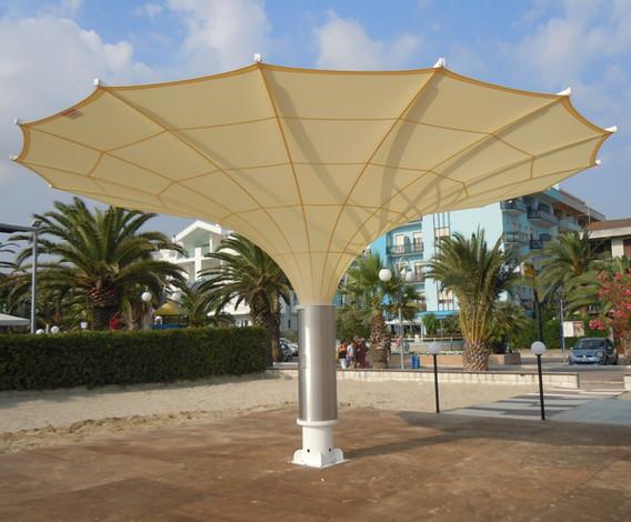 Parasol Géant Largo - Bahama - 06