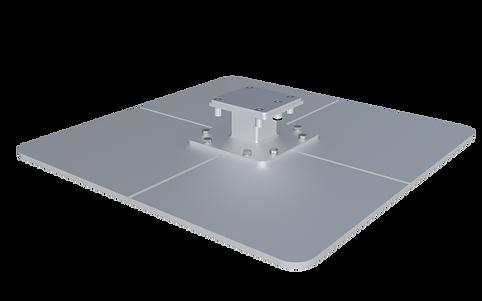 Parasol_jumbrella_Steel Plate Base with