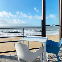 restaurant - la barbade - plage - la baule - vondom