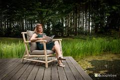 Mobilier de Terrasse Bois_Apple Bee_Rooty_LC_Teak SVLK_Natural_Tau
