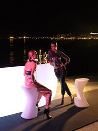 Comptoir Bar Vondom - Fiesta - Eclairage - LED Blanc