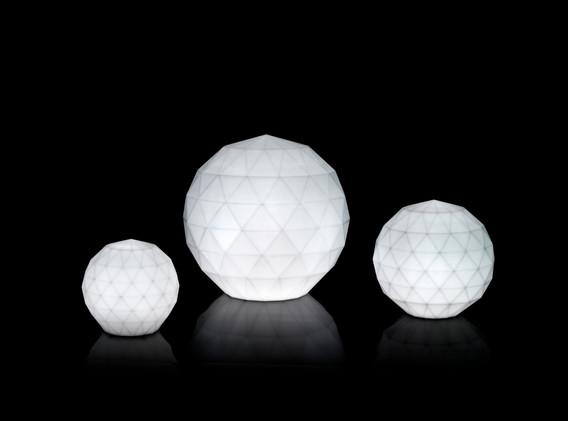 Lampes - Vondom - LED RGB - éclairage - Vases -03