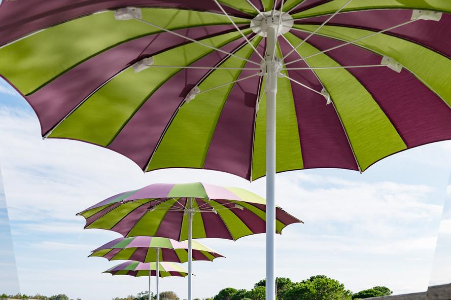 Parasol Pegaso - Crema - O Grands Bains - 02
