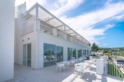 mobilier - contract - terrasse -para-exterior-vondom - supporter - Africa - hotel - Vondom