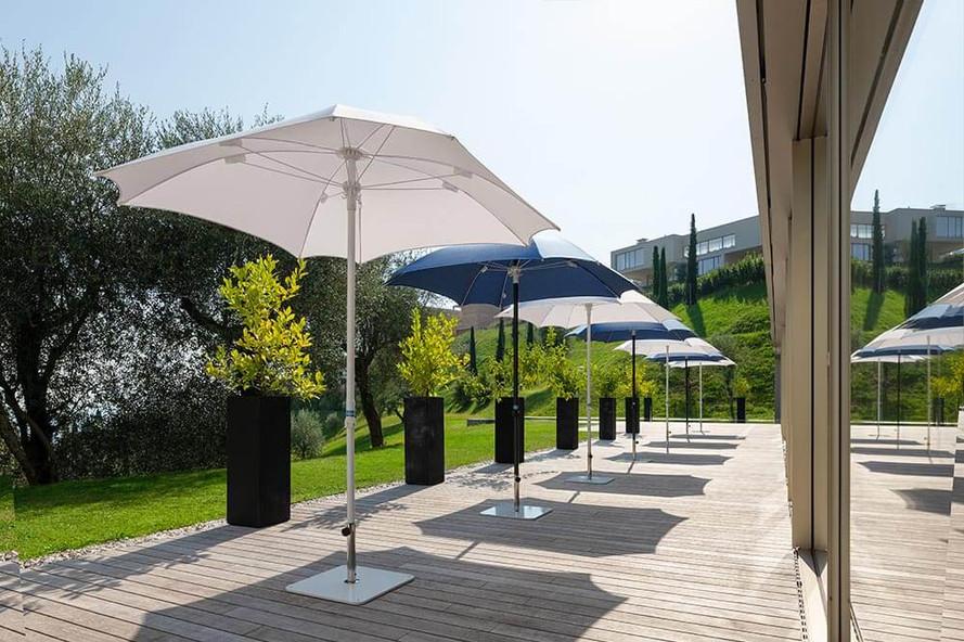 Parasol Zefiro - Crema - O Grands Bains - 04