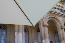 Parasol Bahama Easy - Toile Betex 05 - Fabrication exclusive pour les parasols Bahama - Particulier