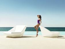 Daybed Vondom - Modèle Faz - plage de piscine