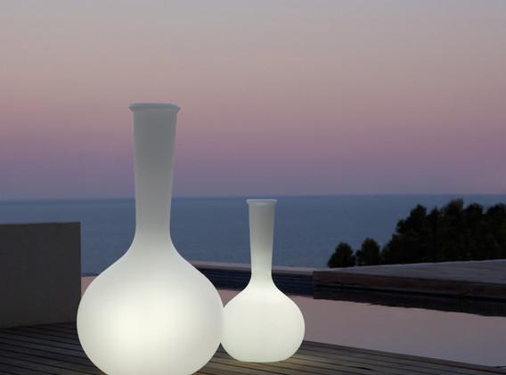 Lumière - Vondom - LED RGB - Pots - Chemistubes