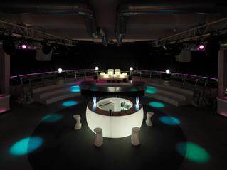 Comptoir Bar Vondom - Fiesta - Eclairage - LED Blanc 2