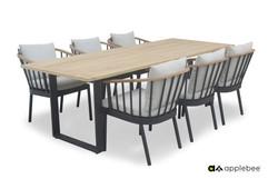 Mobilier de Jardin_Apple_Bee_Condor_Dining_Set_Free standin