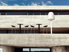 Éclairage - Vondom - agencement - O Grands Bains - lampe