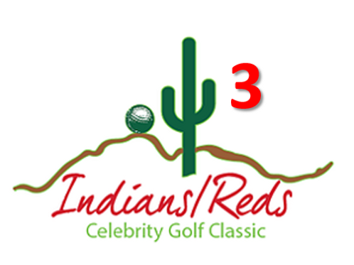 Threesome Indians/Reds Celebrity Golf Classic