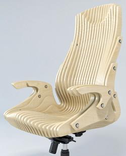 Офисное кресло параметрика