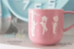 陶瓷杯, 雪花, 馬克杯,新居入伙,new home, mug, ceramic mug, pottery, Glass, Romantic, Anniversary gift, 特別, 心意, DIY, sandblasting, birthday gift, 結緍禮物, colorful, 香港原創, 香港手作, 刻名, 情人節禮物, 送禮, 手工製, 聖誕節禮物,home decoration
