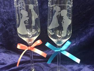 【Lifetime Promise 舊款香檳杯 特賣!!】