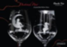 Destined Pair, Anniversary gift, sandblasting, stemware, Romantic, Anniversary gift, 特別, 心意, DIY, sandblasting, birthday gift, stemware,週年禮物, 噴砂,,結緍禮物, 水晶紅洒杯, 紅洒杯,  wedding, 刻字杯, 客製杯, 刻字, 金婚,  精品, 刻名, 情人節禮物, Valentine'手工製, Red Wine, Glass, Crystal Glass