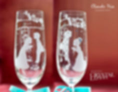 玻璃杯, 玻璃精品, Lifetime Promise, Crystal Champagne Flute, Romantic, Anniversary gift, 特別, 心意, DIY, sandblasting, birthday gift, stemware, 結緍禮物, 水晶香檳杯, 香檳杯, 玻璃杯, gift, wedding, 刻字杯, 客製杯, 刻字, 金婚,  精品, 刻名, 情人節禮物, 送禮, 手工製, Valentine's Day