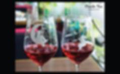 情人節禮物, Valentine's Day,水晶紅酒杯,紅酒,玻璃杯, 刻字杯, 心意, 浪漫禮品, 結緍禮物, 週年紀念禮物, 紅線,long D, 緣份, 特色禮品, 公司禮品, 精緻禮品, 月亮, 童話, 想念, 千里姻緣一線牽, red wine, crystal glass, glass, red wine glass, red string, romantic, wedding gifts, anniversary gifts, handmade, diy glass, engraving