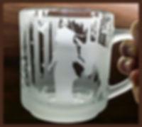 愛情, 情人節禮物, 咖啡杯,Summer Dream,  磨砂杯, 送禮,馬, 神話