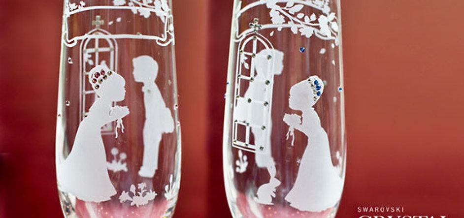 情人節, Romantic, Anniversary gift, 特別, 心意, DIY, sandblasting, birthday gift, stemware, 玻璃杯, 玻璃精品, Lifetime Promise, Champagne Flute,週年紀念, 結婚,結婚禮物,結婚週年,金婚,鑽婚,珍珠婚,青年,老人,水晶杯,刻字,玻璃杯刻字,退休禮物,退休,禮物,玻璃,杯,水晶,浪漫,生日禮物,情人節禮物,記念品, 送禮推介