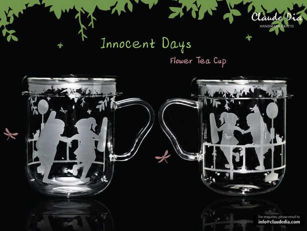 Innocent Days花茶杯   ~售罄~