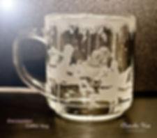 情人節禮物, Valentine's Day, 玻璃杯,咖啡杯,玻璃咖啡杯,  coffee mug, 玻璃精品,Encounter , Romantic, Anniversary gift, 特別, 心意, DIY, sandblasting, birthday gift, 結緍禮物, 木馬, 童話, 玻璃刻字, gift, wedding, 刻字杯, 客製杯, 刻字, 滿月,  精品, 刻名, 情人節禮物, 送禮, 手工製, 聖誕節禮物