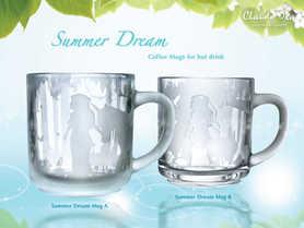 Summer Dream 手工咖啡杯 ~售罄~