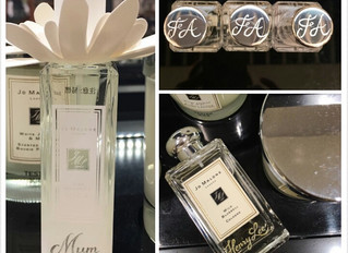Jo Malone Mother's Day Special Engraving@ IFC / Element