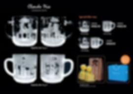 stand by me, 情人節送咩, 情人節, 情人節禮物, 聖誕禮物, 表達愛意, 女仔鐘意, gift, coffee mug, 設計, 創意, 客製化, 刻名, 刻字, 刻字杯,磨砂杯