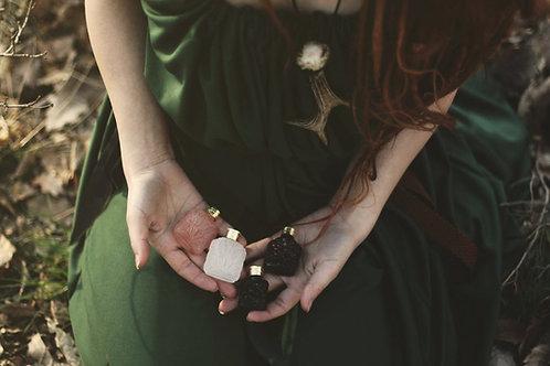 CUSTOM PERFUME / Essential oil blend for joy, aromatherapy or personal joy
