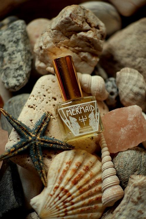 Mermaid • Sea Weed, Jasmine auriculatum, Blue Water Lily