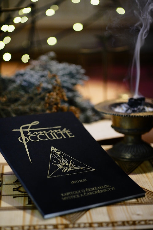 Femme Occulte SUMMER 2021 in English