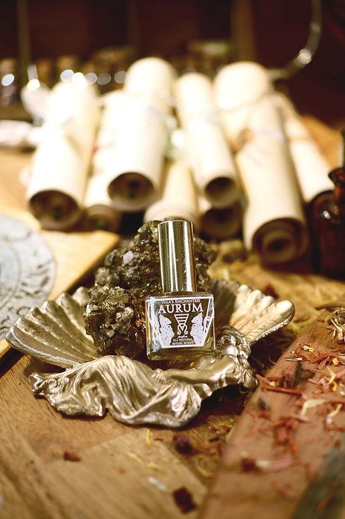 AURUM, Gold - Natural Ritual Scent •