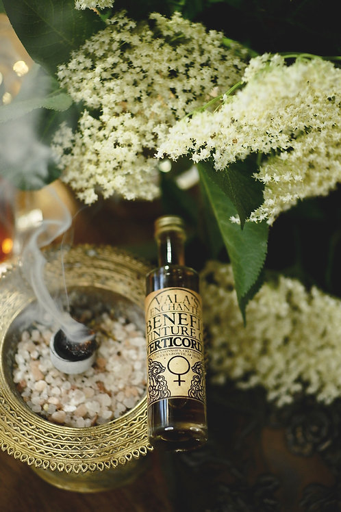 Verticordia • Benefic Tincture of Venus for Growth, Inspiration and Love
