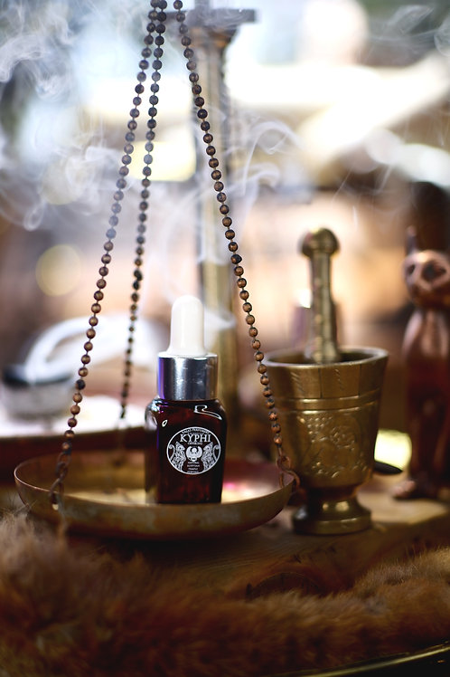 Kyphi - Natural 100% undiluted essential oil blend