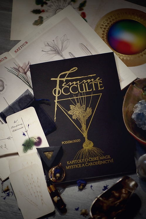 Femme Occulte AUTUMN 2020 (with package) in English