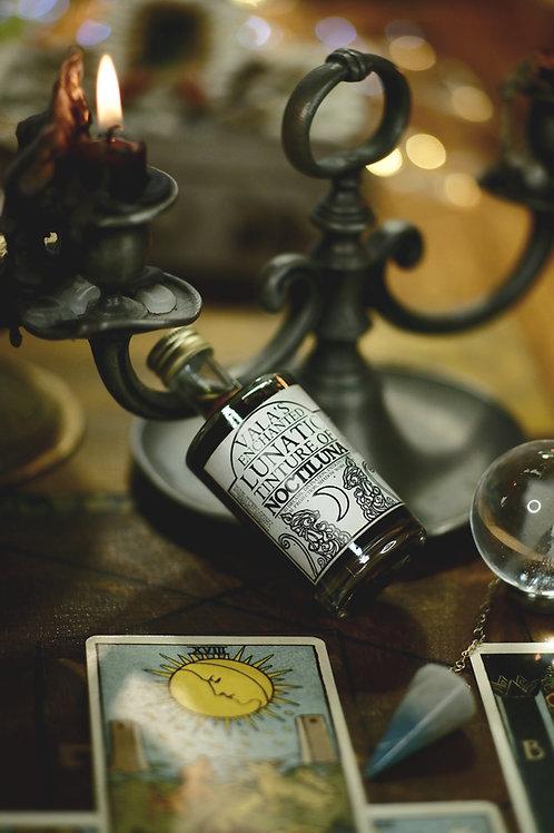 Noctiluna • Lunatic Tincture of Luna for Divination, Astral Travel, Shadow work
