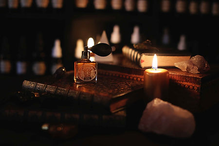 Botanical perfume Gydja