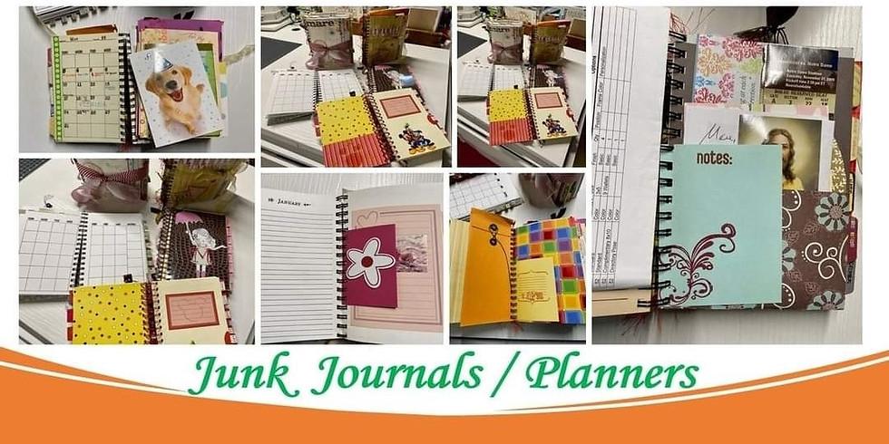 Junk Journal / Planner