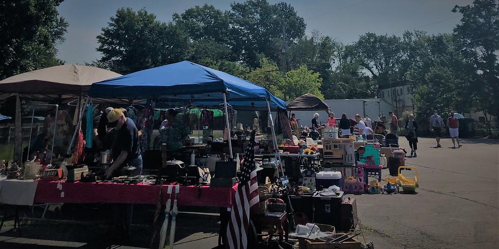 Old Time Finds Parking Lot Flea Market/Farmers Market